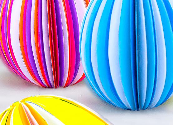 Поделки на ПАСХУ из бумаги своими руками пасхальный декор