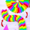 Поделки из бумаги игрушка Антистресс-трансформер, оригами без клея